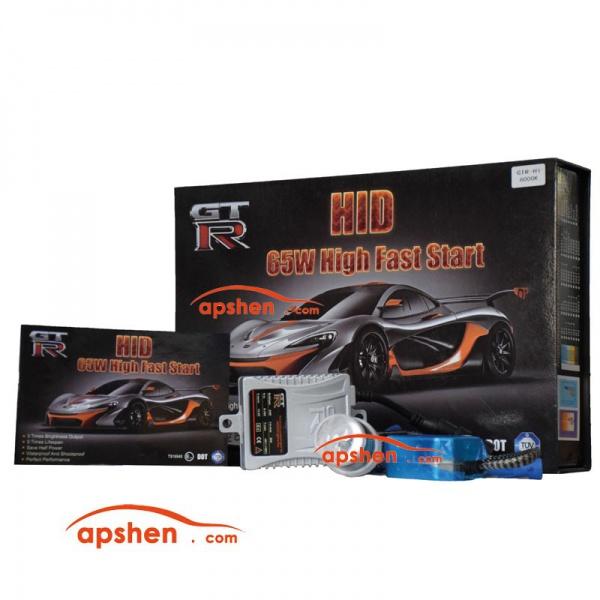 زنون 65 وات GTR